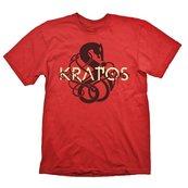 "God of War T-Shirt ""Kratos Symbol"", L"