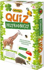 Quiz przyrodniczy z zagadkami