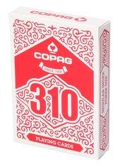 Karty do gry - COPAG 310 Slimline Red CARTAMUNDI