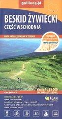 Mapa turystyczna - Beskid żywiecki 1:25 000