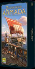 7 cudów świata: Armada (nowa edycja) (gra planszowa)