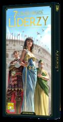 7 cudów świata: Liderzy (nowa edycja) (gra planszowa)