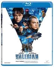 Valerian i Miasto Tysiąca Planet (blu-ray)