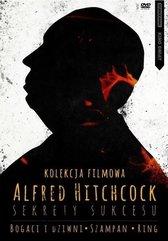 Pakiet: Alfred Hitchcock. (3 DVD)
