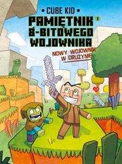 Minecraft Pamiętnik 8-bitowego wojownika Tom 3 Podróż przez pustynię