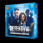 Detektyw: Sezon 1 (gra planszowa)
