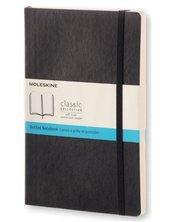 Notes Classic 13x21 miękka op. kropki czarny