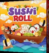 Sushi Roll (edycja polska) (gra planszowa)