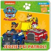Psi patrol Kto to? Co to? Jedzie Psi patrol!