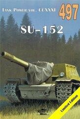 SU-152 Tank Power 497