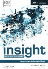 Insight Upper-Intermediate Workbook with Online Practice