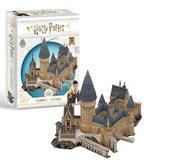 Puzzle 3D Harry Potter Wielka sala w Hogwarcie