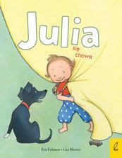 Julia się chowa