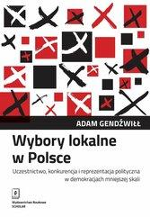 Wybory lokalne w Polsce