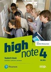 High Note 4 SB MyEnglishLab + Online Practice