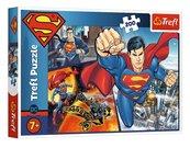 Puzzle 200 Superman Bohater TREFL