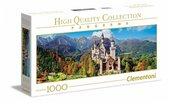 Puzzle 1000 panorama HQ Neuschwanstein