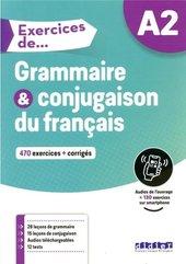 Exercices de Grammaire et conjugaison A2 + online