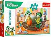 Puzzle 60 - Wspólne czytanie bajek Trefliki TREFL
