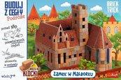 Brick Trick - Buduj z cegły Zamek Malbork XL TREFL
