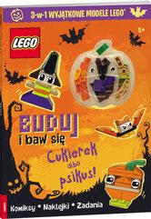 Lego Iconic Buduj i baw się Cukierek albo psikus!