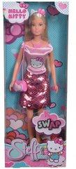 Hello Kitty Steffi w cekinowej spódniczce