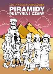 Złota księga łamigłówek Piramidy pustynia i czary