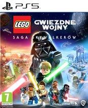 Lego Gwiezdne Wojny: Saga Skywalkerów (PS5) Polski Dubbing!