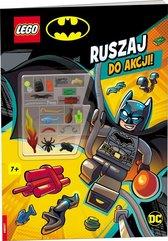Lego DC Comics. Ruszaj do akcji!