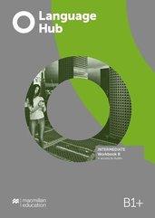 Language Hub Split ed. Inter. B1+ WB B MACMILLAN