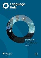 Language Hub Split ed. Pre-Inter. B1 SB A + App
