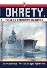 Okręty Polskiej Marynarki Wojennej t.15
