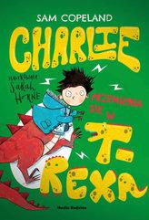 Charlie przemienia się w T-Rexa