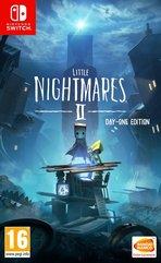 Little Nightmares 2 Edycja Premierowa (Switch)
