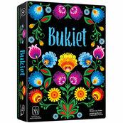 Bukiet (gra planszowa) + notes