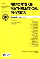 Reports On Mathematical Physics 86/1 - Polska