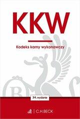 KKW. Kodeks karny wykonawczy