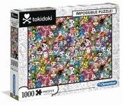 Puzzle 1000 Impossible Tokidoki