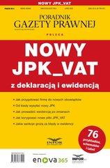 Nowy JPK_VAT z deklaracją i ewidencją