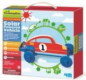 Pojazd zasilany energią słoneczną 4M