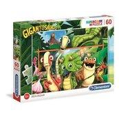 Puzzle 60 Super kolor Gigantosaurus