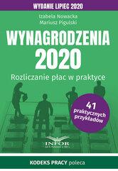 Wynagrodzenia 2020. Wydanie lipiec 2020