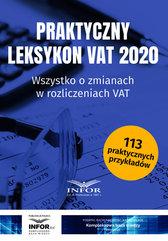 Praktyczny Leksykon VAT 2020