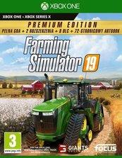 Farming Simulator 19 - Edycja Premium (XOne) PL