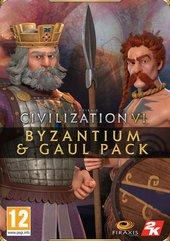 Civilization VI Bizantium & Gaul Pack