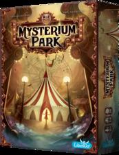 Mysterium Park (edycja polska) (gra planszowa)