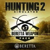 Hunting Simulator 2 Beretta Weapon Pack (PC) Klucz Steam