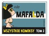 Mafalda. Wszystkie komiksy T. 2