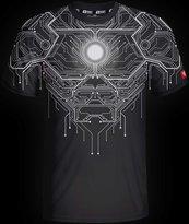 Marvel AVAS Iron Man T-shirt M