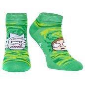 Rick and Morty Ankle Socks - skarpetki